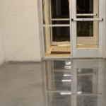 commerical polished concrete