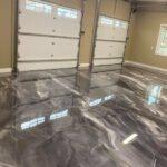 garage floor metallic epoxy